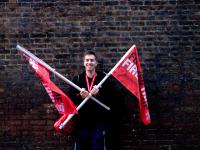 Hobbling Dave's London Marathon