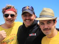 Team FollowThatFireEngine Proudly Supports Movember