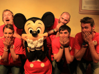 Day 212 : An Audience With Mickey Mouse